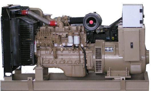 山西发电机