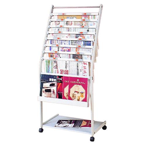 供应可拆式刊架 立式书刊杂志架 展示架 宣传架 大堂资料架批发图片