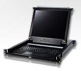 供应ATEN  kvm切换器,aten厂家 福建总代理  液晶套件