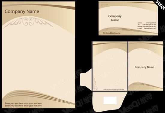 上海信封印刷西式信封印刷设计报价