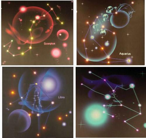 供应赣州光纤灯-光纤照明满天星工程图片