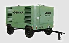 供应美国寿力750XH移动式空压机