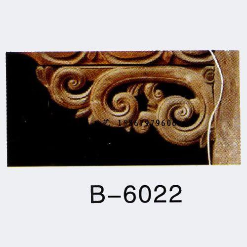 古月工艺东阳木雕牛腿b6022图片