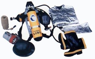 消防器材消防员装备