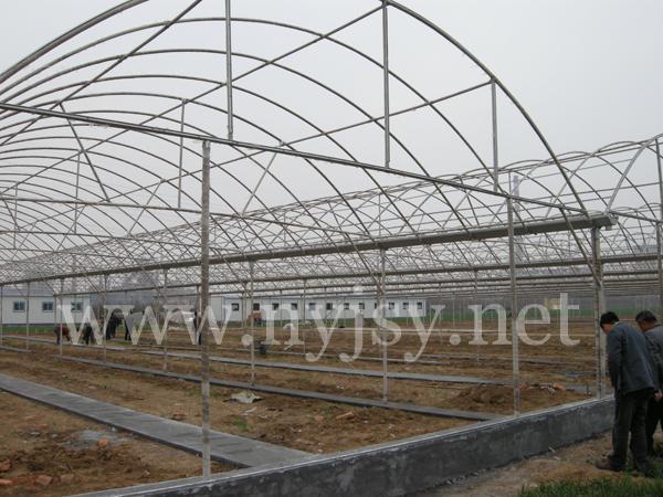 无机复合材料蔬菜大棚日光温室拱棚