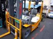 二手杭州3吨叉车图片