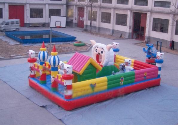 供应大型儿童充气玩具