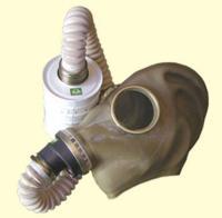防毒面具 市政施工防毒面具 滤毒罐型防毒面具 过滤式防毒面具