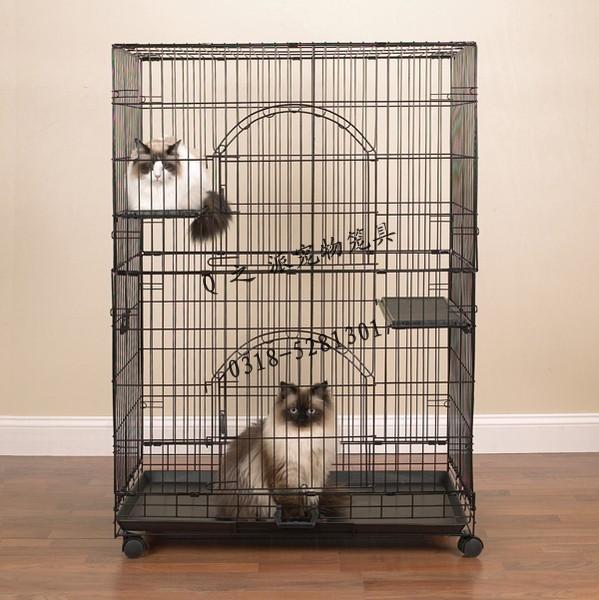 自制猫笼设计图