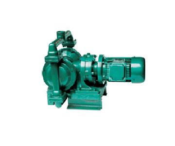 供应DBY系列电动隔膜泵