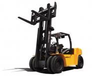 10吨内燃平衡重柴油叉车图片
