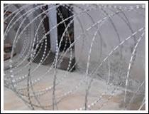 厂家供应刀片刺绳等各种金属丝