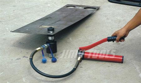 液压压接钳液压钳ht-51 供应cp-700液压 供应双回路液压机 供应液压图片