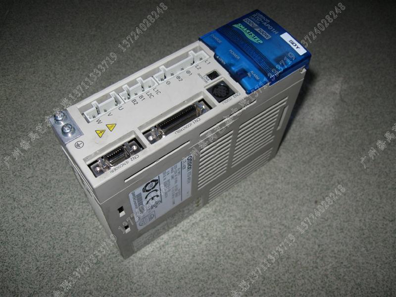 伺服驱动器图片 伺服驱动器样板图 OMRON伺服驱动器维...