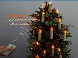 成熟遥控电子蜡烛灯方案及IC
