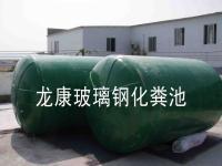 供应生物化粪池100立方