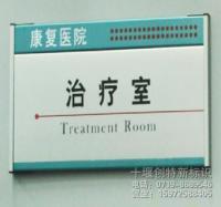 医院平面标牌