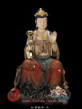 供应泥塑彩绘佛像