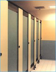 供應廁所間隔,隔廁所,