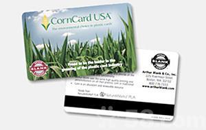 磁条卡制作条码卡制作贵宾卡制作图片