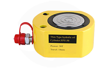 供应超薄型液压千斤顶RMC-501