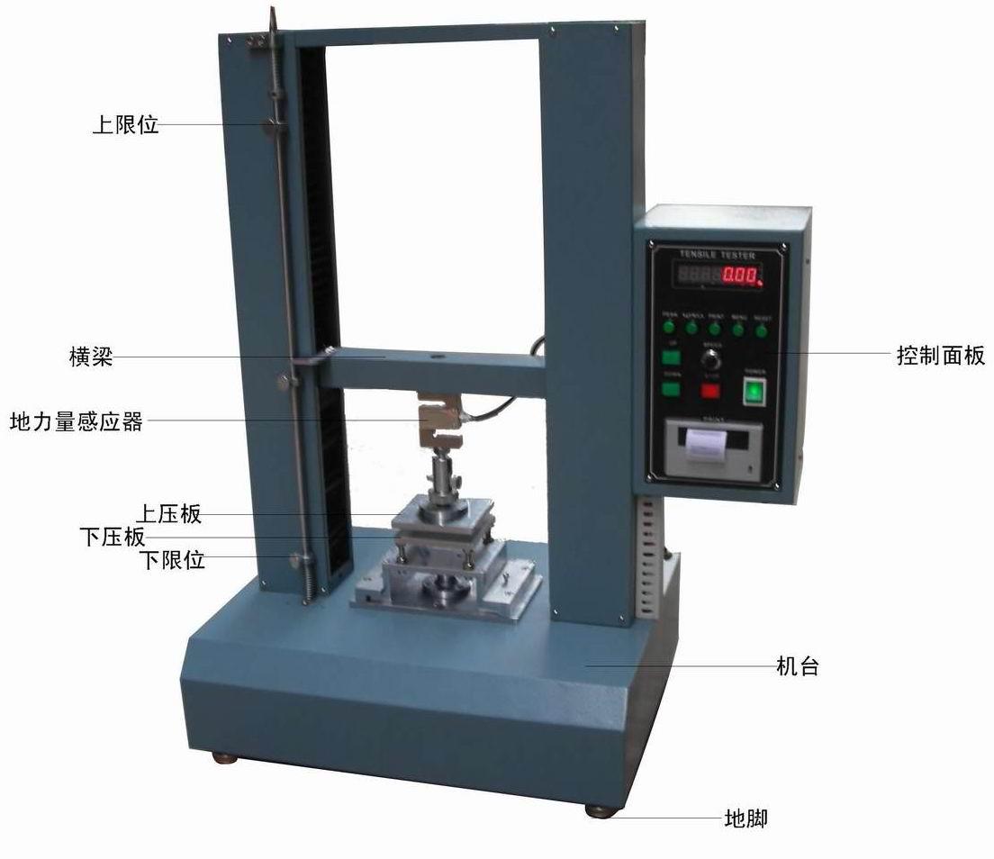 供应含油轴承环压试验机K值试验机图片