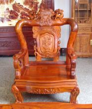 供应大班椅,老板台,书柜,多宝格红木家具