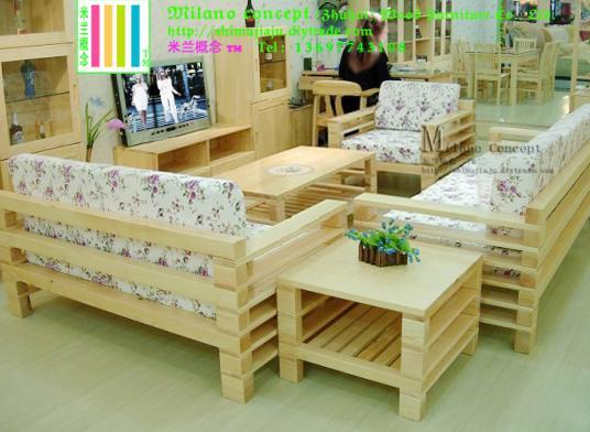 供应东莞实木沙发客厅家具茶几实木沙发 东莞实木家具 东莞环保家具图片