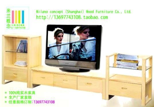 供应实木家具床衣柜书柜电视柜儿童床