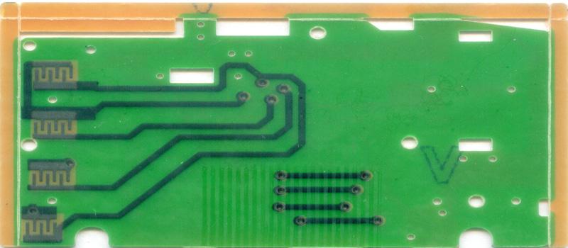 供应碳膜线路板-东莞碳膜电路板厂-碳油按键PCB板