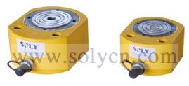 供应现货供应超薄型千斤顶-泰州索力机械公司