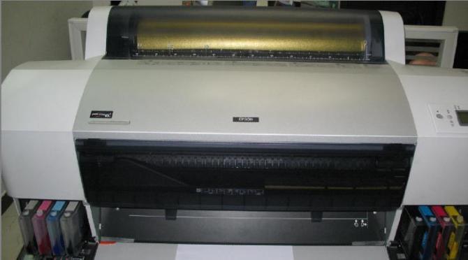 供应9成新爱普生9800喷墨打印