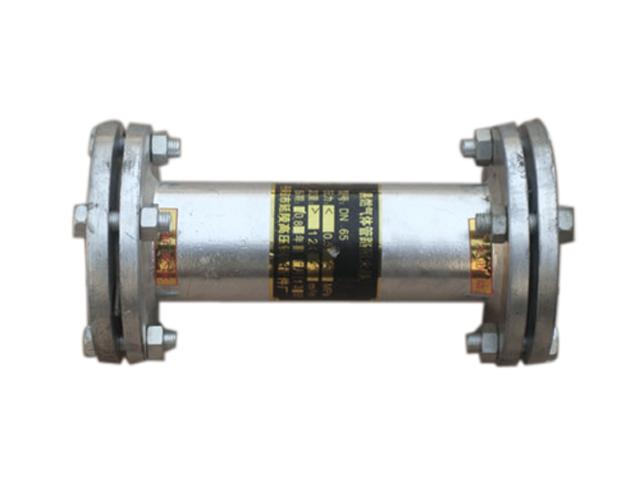 供应管路阻火器及回火防止器
