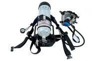 背负式空气呼吸器图片