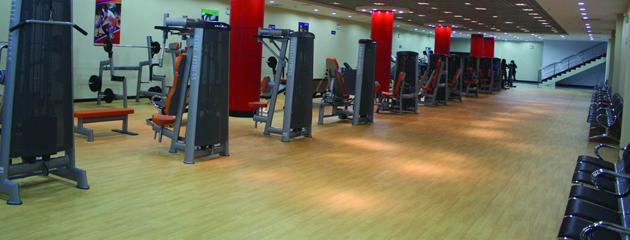 供应北京健身房运动地胶