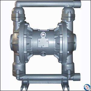 供应QBY3第三代铸钢隔膜泵