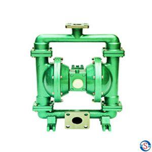 供应QBY不锈钢气动隔膜泵图片