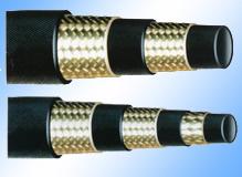 供应液压胶管钢丝缠绕编织油管管