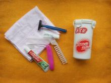 供应洗漱套装