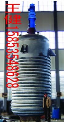 供应盘管式反应釜,不锈钢半圆管加热反应釜,反应罐批发