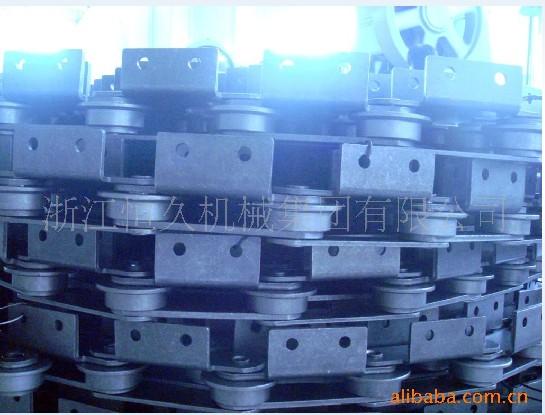 供应F型滚轮带附件链条图片