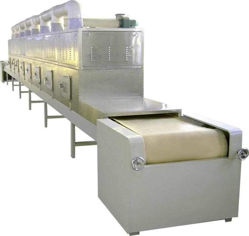 微波海鲜熟化机
