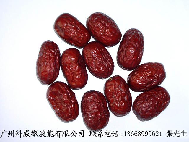 供应红枣烘干灭菌设备