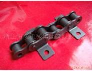 短节距带附件滚子链条图片