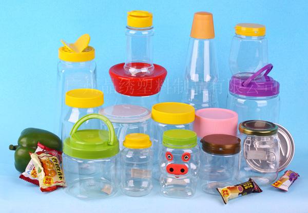 供应塑料瓶食品瓶保健品瓶子容器包装图片