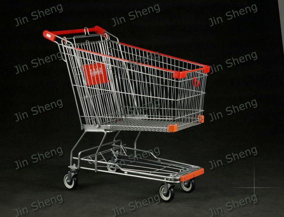 供应超市购物车超市手推车亚式