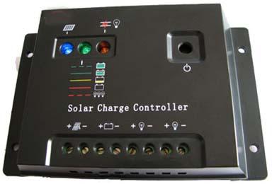 供应12V24V防水太阳能路灯控制器