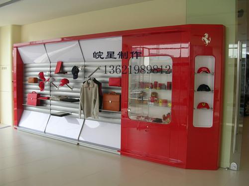 供应道具专柜工厂展览展示设计