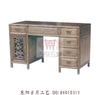 供应工艺品东阳电脑桌J096