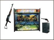 处决战犯游戏机图片